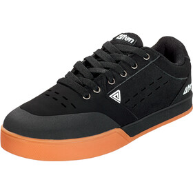 Afton Shoes Keegan Schoenen Vlakke Pedalen Heren, black/gum